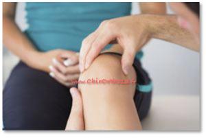 examen clinique du genou et diagnostic des douleurs de la rotule